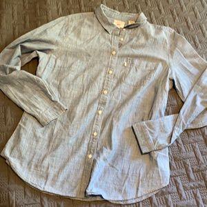 Levi's : Cotton Button Down - XL